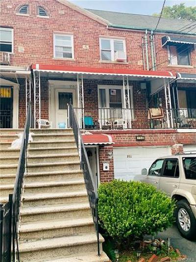 Bronx NY Multi Family 2-4 For Sale: $599,999