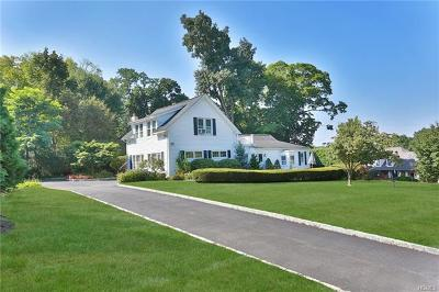 Westchester County Single Family Home For Sale: 313 Knollwood Rd. Ext.
