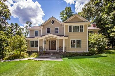 Mount Kisco Single Family Home For Sale: 29 Indian Hill Road