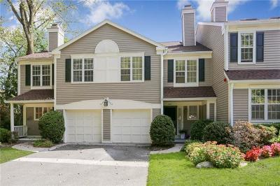 Westchester County Condo/Townhouse For Sale: 207 Pondside Drive