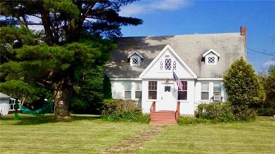 Swan Lake NY Single Family Home For Sale: $239,000