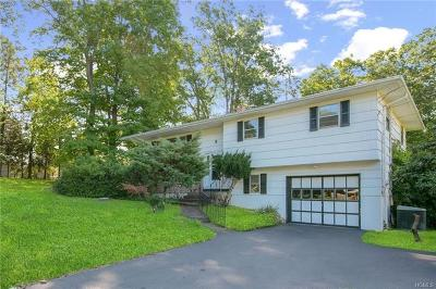 Rockland County Single Family Home For Sale: 4 Hidden Hills Drive