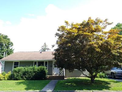Middletown NY Single Family Home For Sale: $87,500