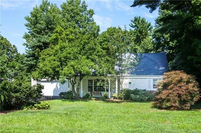 Scarsdale NY Single Family Home For Sale: $998,000