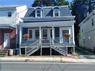 Rockland County Multi Family 2-4 For Sale: 105 West Main Street