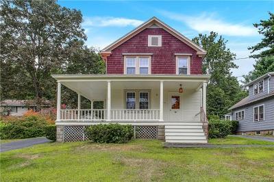 Monroe Single Family Home For Sale: 131 Franklin Avenue