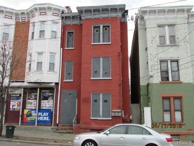 Newburgh Multi Family 2-4 For Sale: 93 South Lander Street