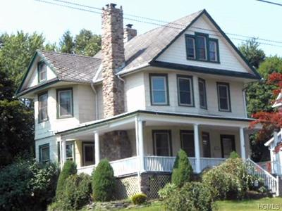 Highland Mills Single Family Home For Sale: 30 Park Avenue