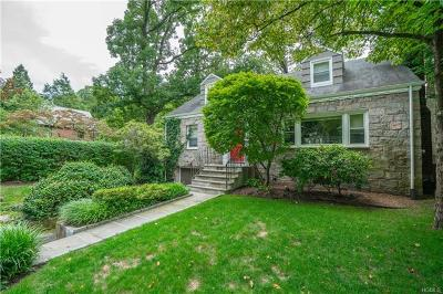 Hartsdale Single Family Home For Sale: 80 Jane Street