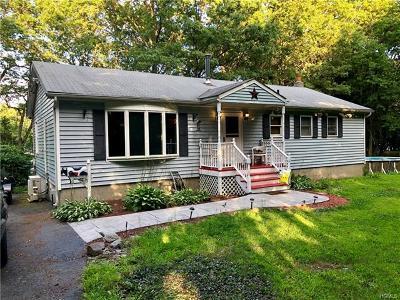 Walden Single Family Home For Sale: 470 Coldenham Road