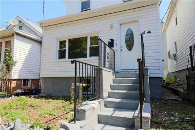 Bronx Single Family Home For Sale: 4346 Boyd Avenue