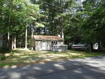 Glen Spey Single Family Home For Sale: 137 Minisink Trail