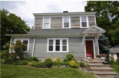 Yonkers Single Family Home For Sale: 37 Kinross Place
