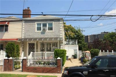 Bronx Single Family Home For Sale: 3002 Ely Avenue