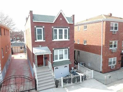 Bronx Multi Family 2-4 For Sale: 2844 East 196th Street