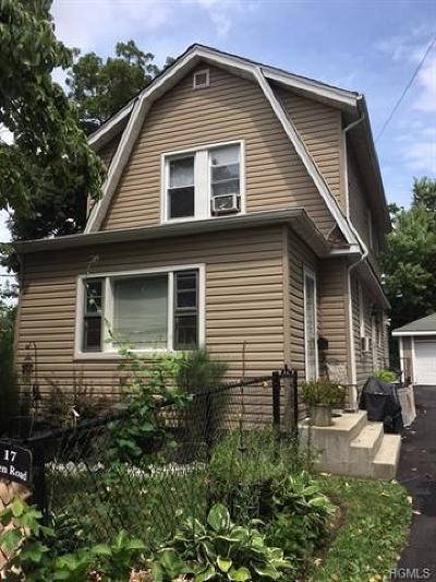 Eastchester Multi Family 2-4 For Sale: 15-17 Glen Road