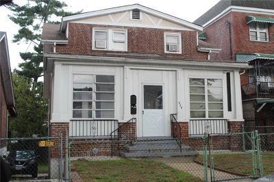 Bronx Multi Family 2-4 For Sale: 928 East 241st Street