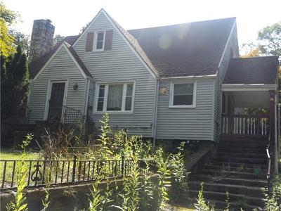Mountain Dale NY Single Family Home For Sale: $90,250