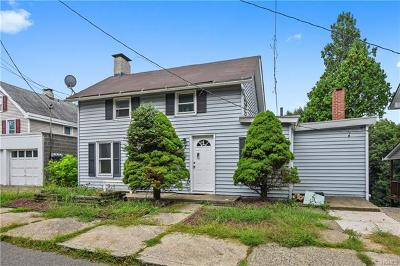 Peekskill NY Single Family Home For Sale: $209,900