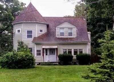 Staatsburg Single Family Home For Sale: 46 Old Post Road