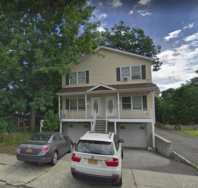 Mount Vernon Multi Family 2-4 For Sale: 195 Langdon Avenue