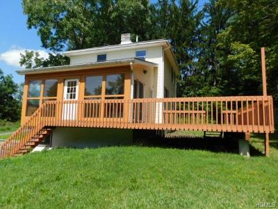 Bloomingburg Single Family Home For Sale: 439 Route 17k
