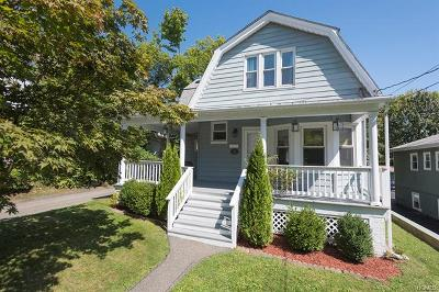 Single Family Home For Sale: 118 Clinton Avenue