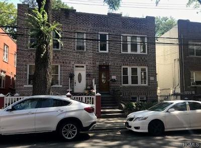Bronx Multi Family 2-4 For Sale: 540 Commonwealth Avenue