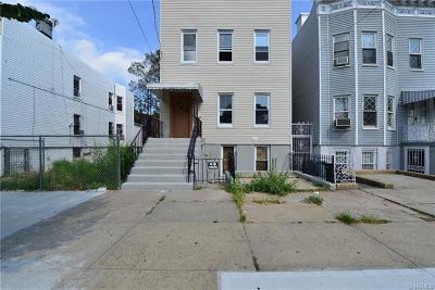 Bronx Multi Family 2-4 For Sale: 1372 Leland Avenue