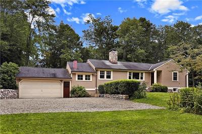 Connecticut Single Family Home For Sale: 41 Blueberry Hill Road