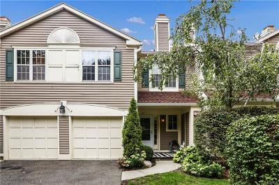 Condo/Townhouse For Sale: 611 Pondside Drive