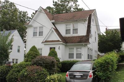 Yonkers Single Family Home For Sale: 38 Kinross Place