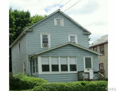 Newburgh Single Family Home For Sale: 34 Fullerton Avenue