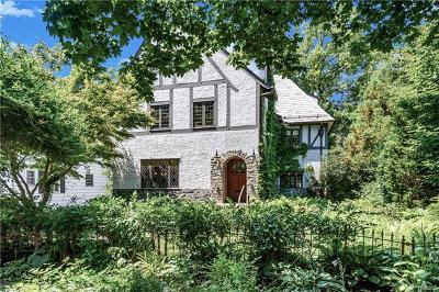 Fieldston Single Family Home For Sale: 4543 Delafield Avenue