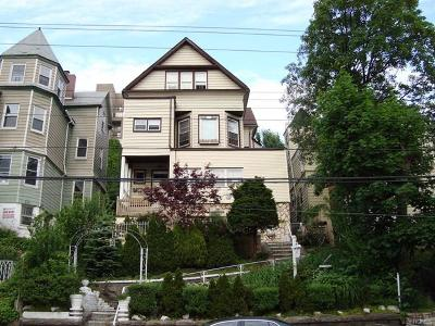 Westchester County Multi Family 2-4 For Sale: 142 Buena Vista Avenue