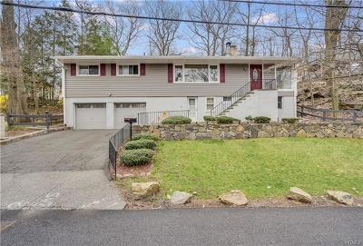 Hastings-On-Hudson Single Family Home For Sale: 118 Lefurgy Avenue