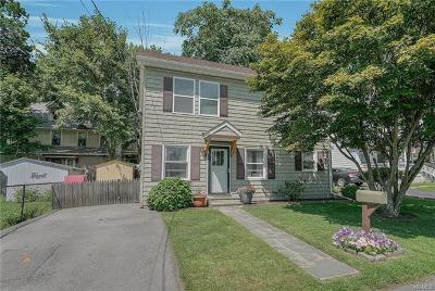 Middletown Single Family Home For Sale: 168 Watkins Avenue