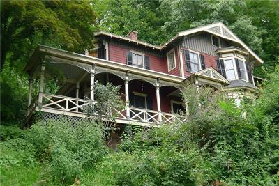 Nyack Single Family Home For Sale: 215 River Road