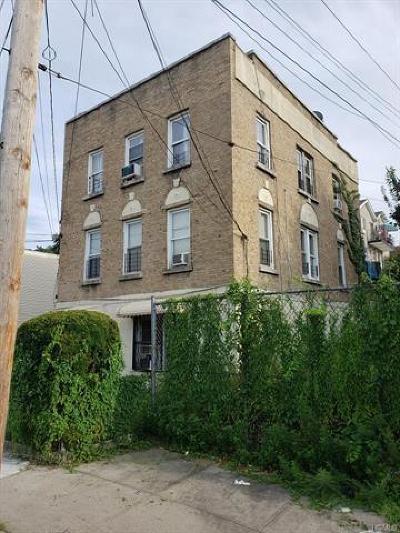 Bronx Multi Family 2-4 For Sale: 780 Bartholdi Street