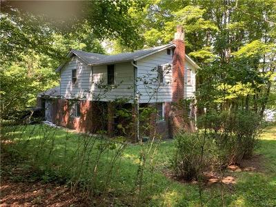 Port Jervis Single Family Home For Sale: 22 Randall Plaza