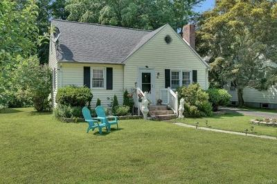 Poughkeepsie NY Single Family Home For Sale: $220,000