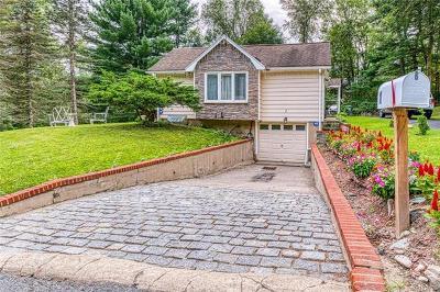 Wurtsboro Single Family Home For Sale: 1 Lake View Drive East