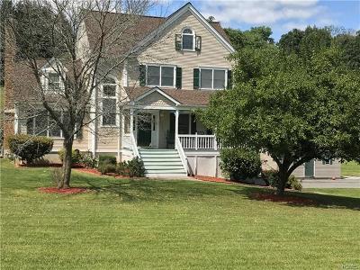 Goshen Single Family Home For Sale: 352 Reservoir Road