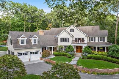 Chappaqua Single Family Home For Sale: 4 High Point Circle