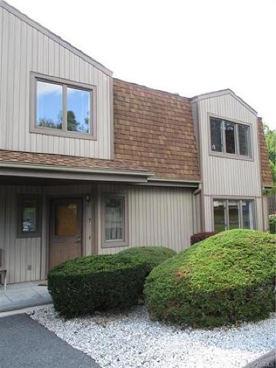 Peekskill Condo/Townhouse For Sale: 7 Meadowlark Circle