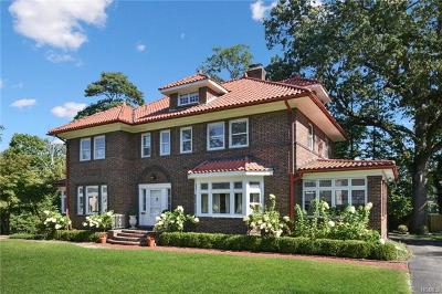 Bronxville Single Family Home For Sale: 5 Ridge Road