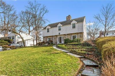 Bronxville Single Family Home For Sale: 76 Eton Road