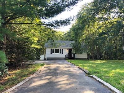 Single Family Home For Sale: 493 Yankee Lake Road