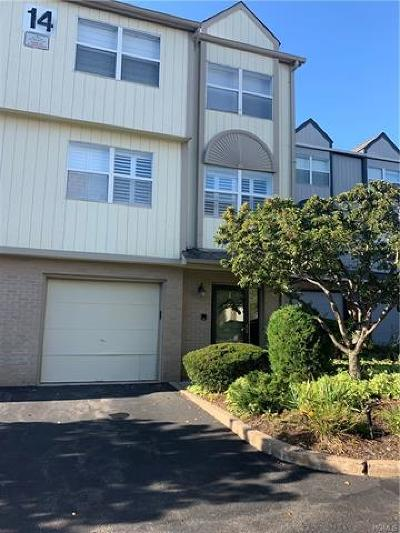 Nanuet Condo/Townhouse For Sale: 22 Wyndham Court