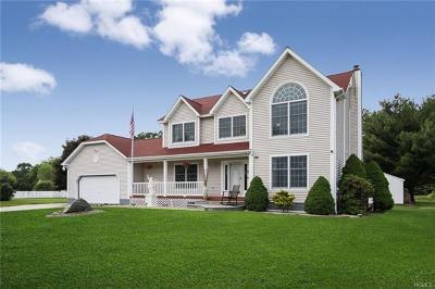 Dutchess County Single Family Home For Sale: 20 Huckleberry Lane